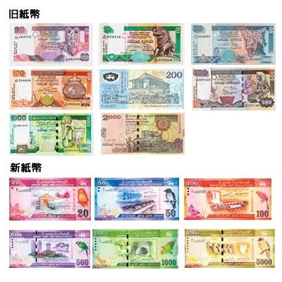 スリランカの通貨・為替レート|地球の歩き方