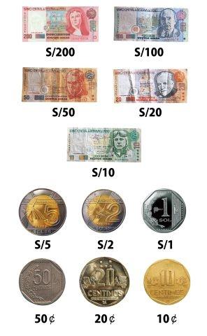 ペルーの通貨・為替レート|地球...