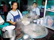 麺類の屋台