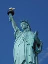 自由の女神(リバティ島)