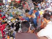 ヤンシン市場