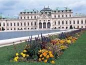 ベルヴェデーレ宮殿上宮