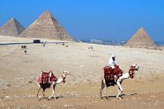 エジプトの観光ビザ